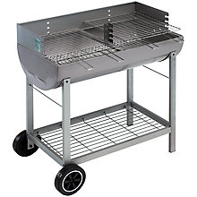 Buy Landmann Grill Chef Oil Drum Charcoal BBQ Online at johnlewis.com