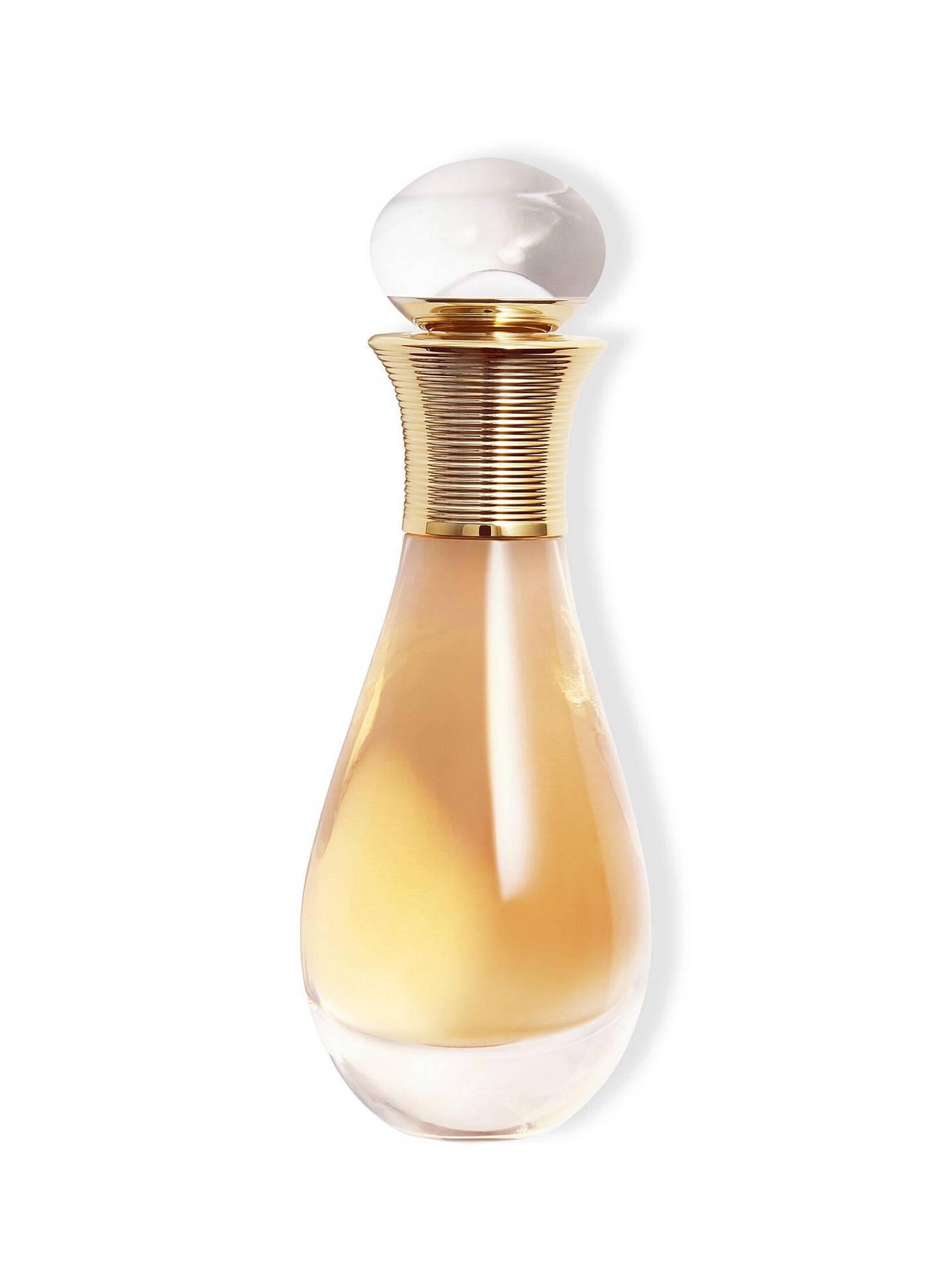Dior Jadore Lor Touche De Parfum 20ml At John Lewis Partners