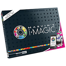 Buy Marvin's Magic Interactive Magic Set Online at johnlewis.com