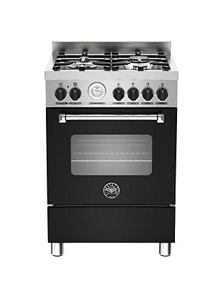 Bertazzoni MAS604MFES Dual Fuel Single Range Cooker