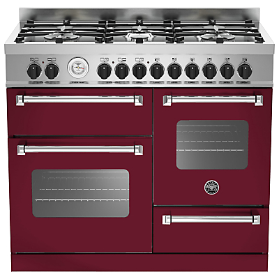 Bertazzoni MAS1006MFET Electric Dual Fuel Cooker