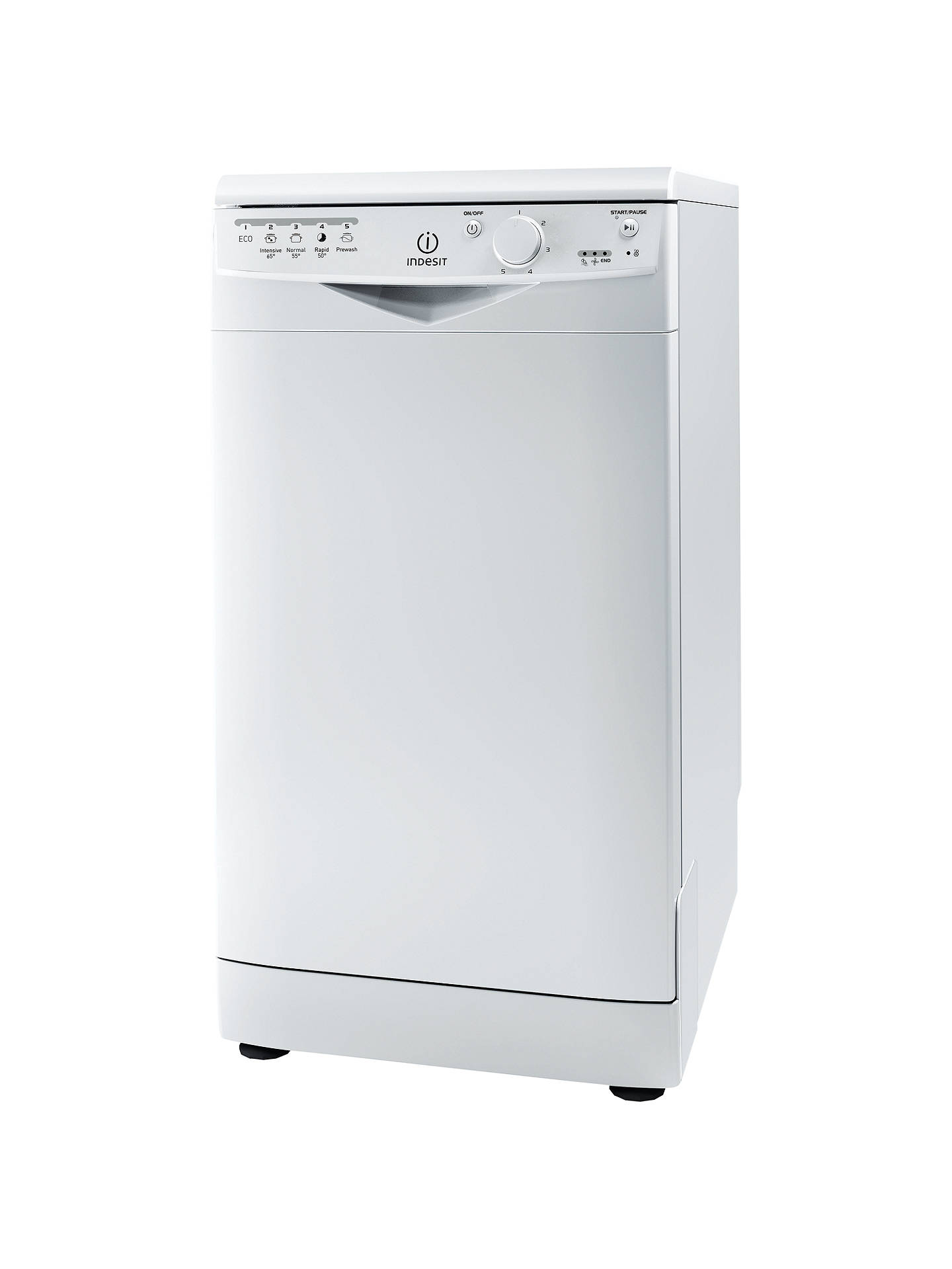 Dishwasher Indesit DSR 15B3 EN: reviews, technical specifications, comparison with competitors 64
