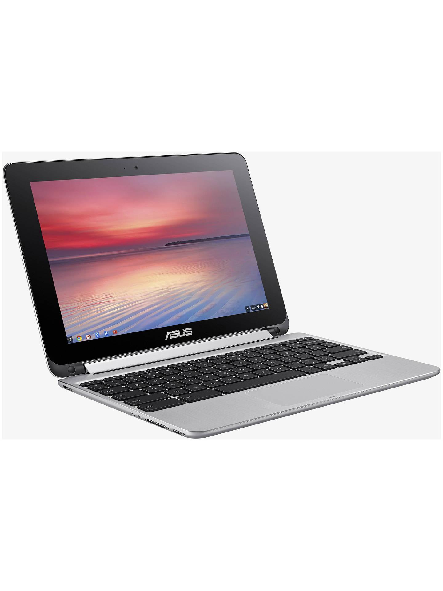 ASUS Chromebook Flip C100PA, ARM Cortex-A17, 4GB RAM, 16GB eMMC Flash, 10 1