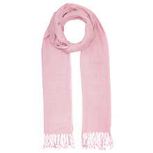 Buy John Lewis Wool Mix Occasion Scarf Online at johnlewis.com
