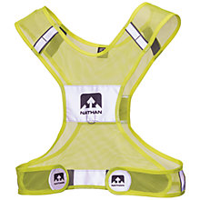 Buy Nathan Streak Vest, Yellow Online at johnlewis.com