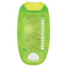 Buy Nathan StrobeLight Running Light, Yellow Online at johnlewis.com