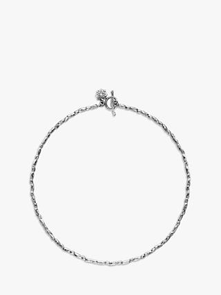 Dower & Hall Caraway Rice Necklace