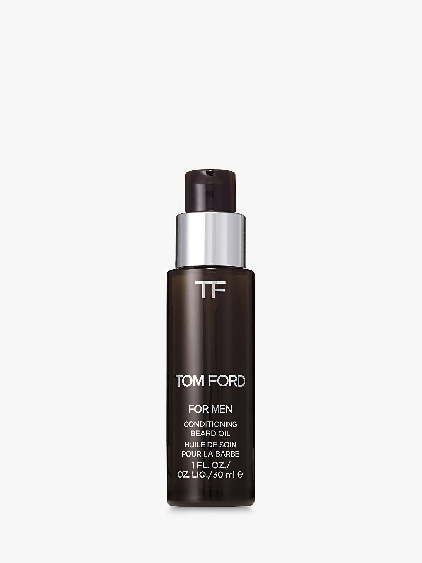 Buy TOM FORD For Men Tobacco Vanille Conditioning Beard Oil, 30ml Online at johnlewis.com