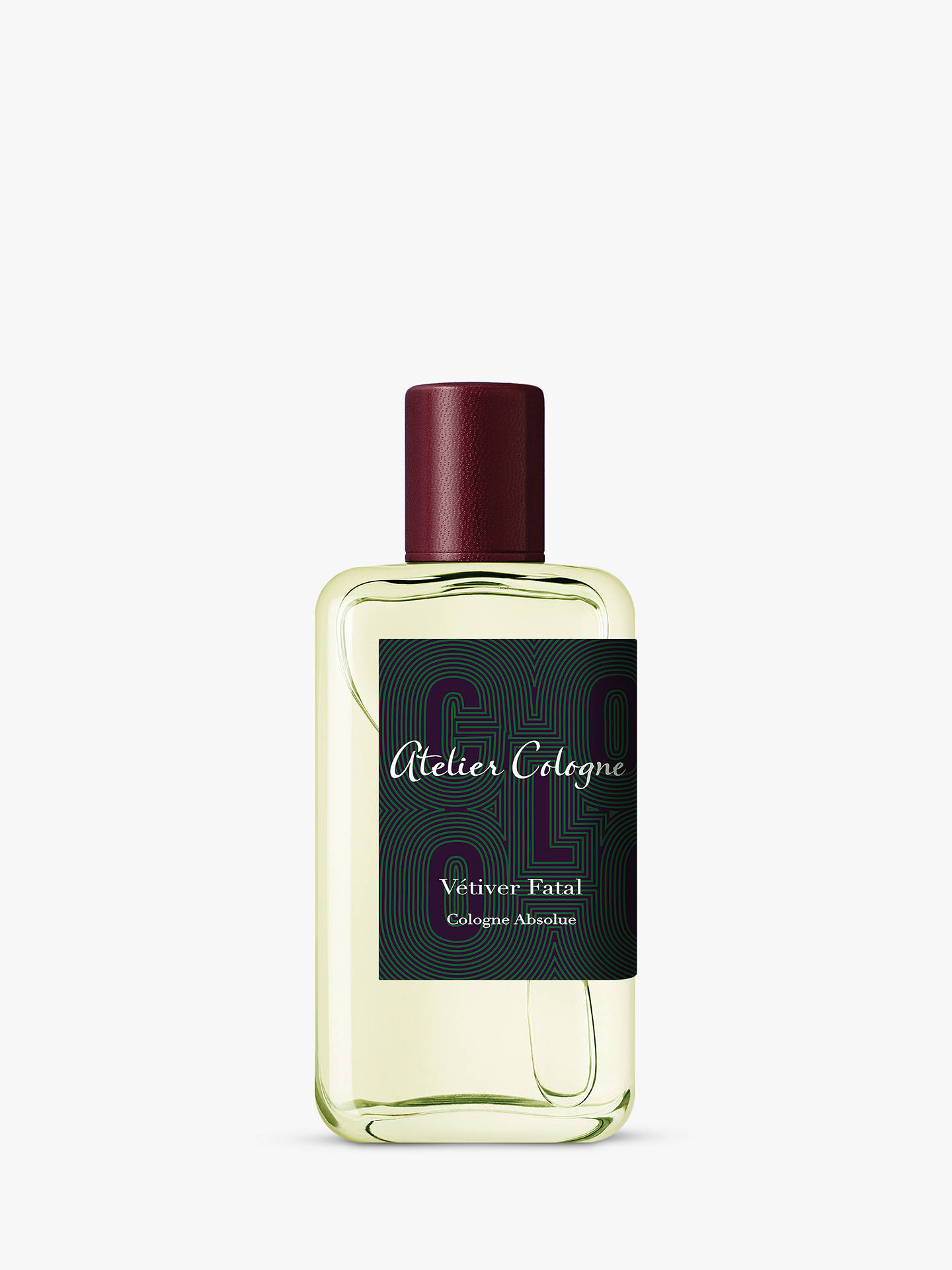 Buy Atelier Cologne Vétiver Fatal Cologne Absolue, 100ml Online at johnlewis.com