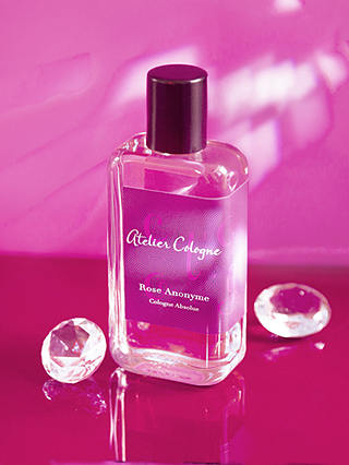 Buy Atelier Cologne Rose Anonyme Cologne Absolue, 100ml Online at johnlewis.com
