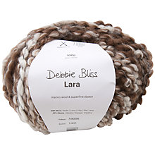 Buy Debbie Bliss Super Chunky Lara Yarn, 100g Online at johnlewis.com