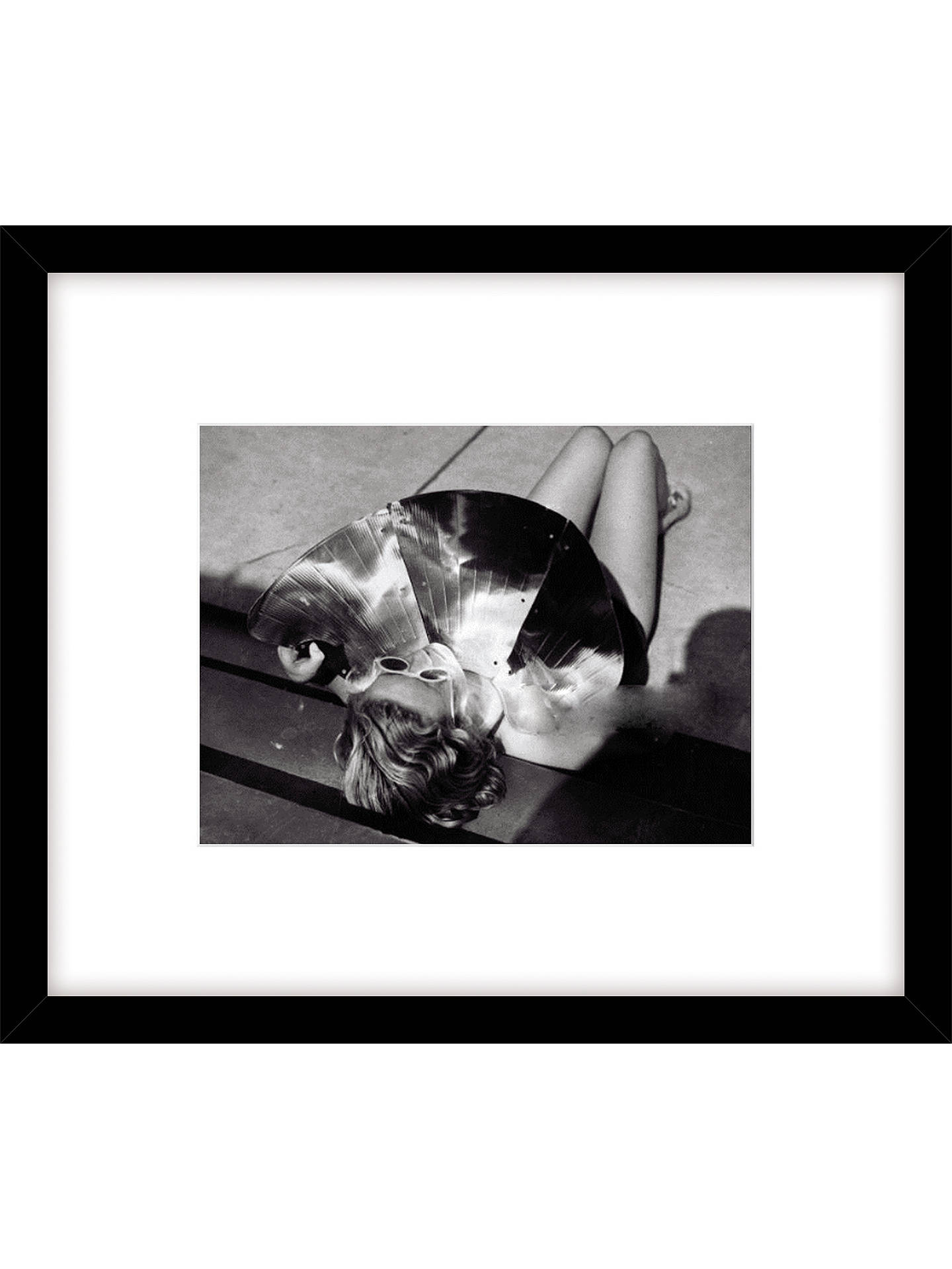 Getty Images Sun Reflector Photograph, Black Frame, 49 x 57cm at ...