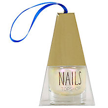 Buy TOPSHOP Mini Nail Pyramid, Ghost Online at johnlewis.com