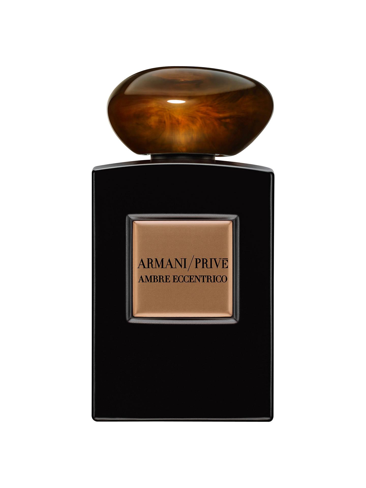 BuyGiorgio Armani   Prive Ambre Eccentrico Eau de Parfum, 100ml Online at  johnlewis.com e892a1061aa