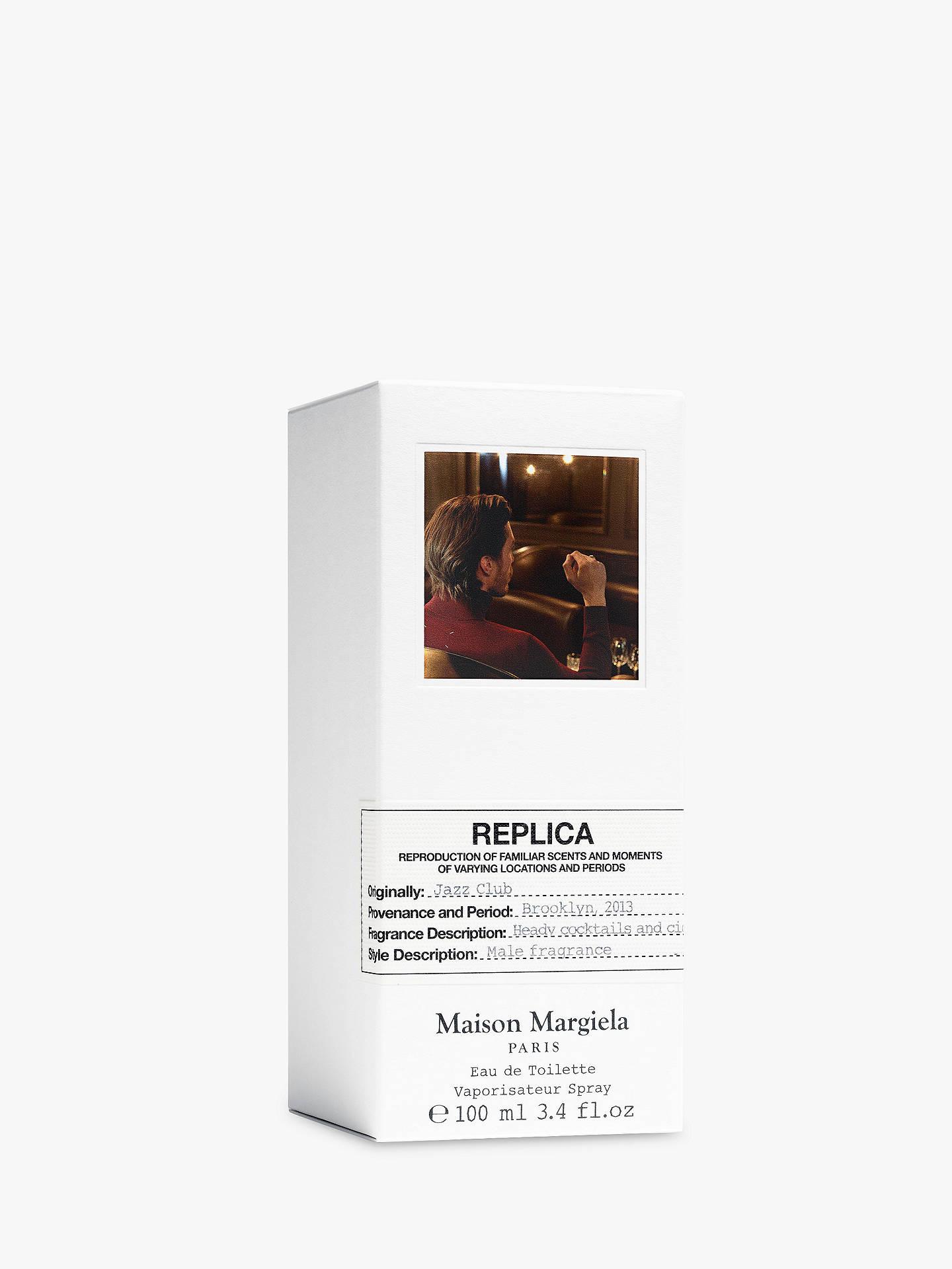 d363b9d16c8 ... Buy Maison Margiela Replica Jazz Club Eau de Toilette