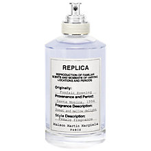 Buy Maison Margiela Replica Funfair Evening Eau de Toilette, 100ml Online at johnlewis.com
