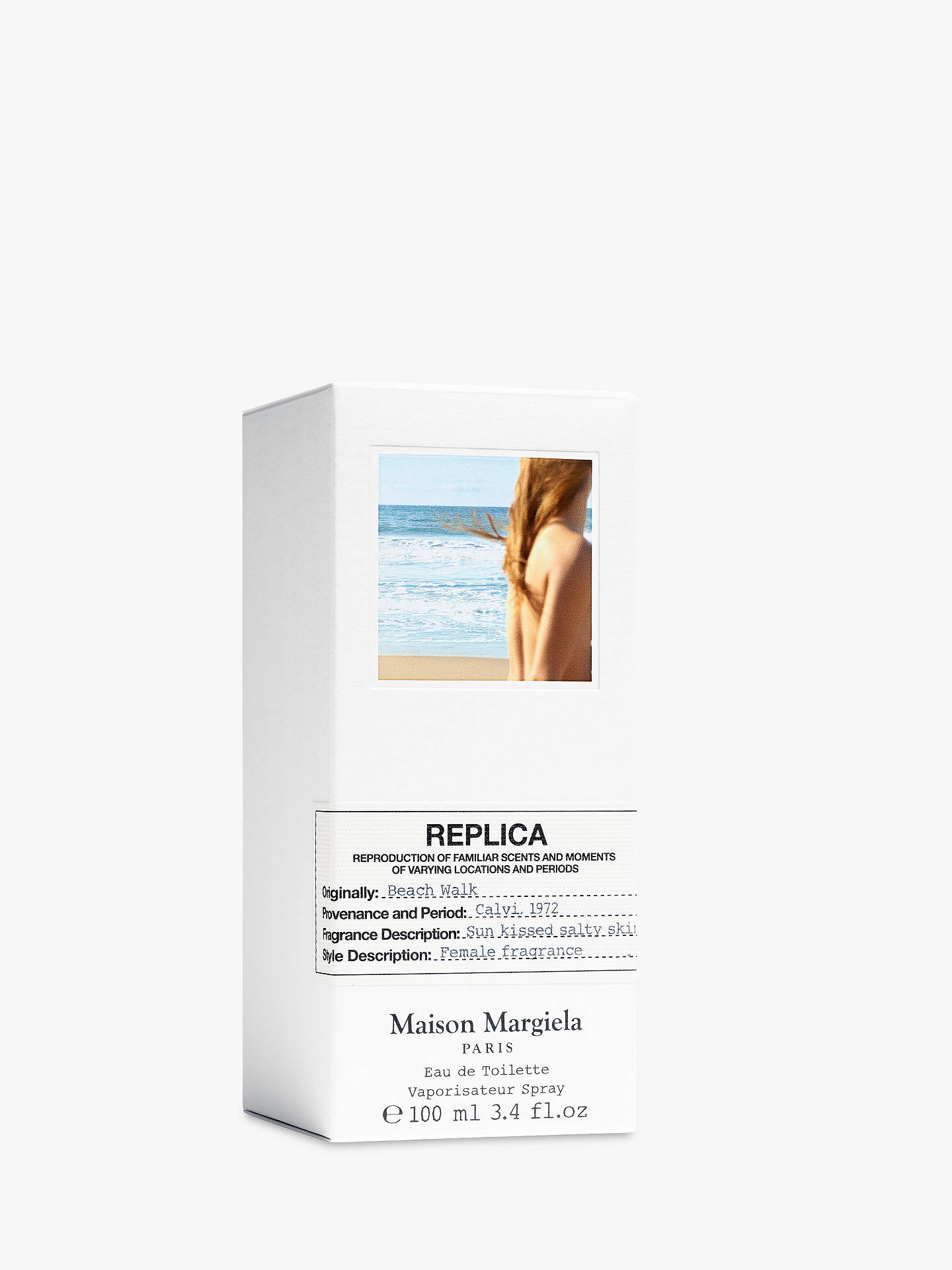 BuyMaison Margiela Beach Walk Eau de Toilette, 100ml Online at johnlewis.com