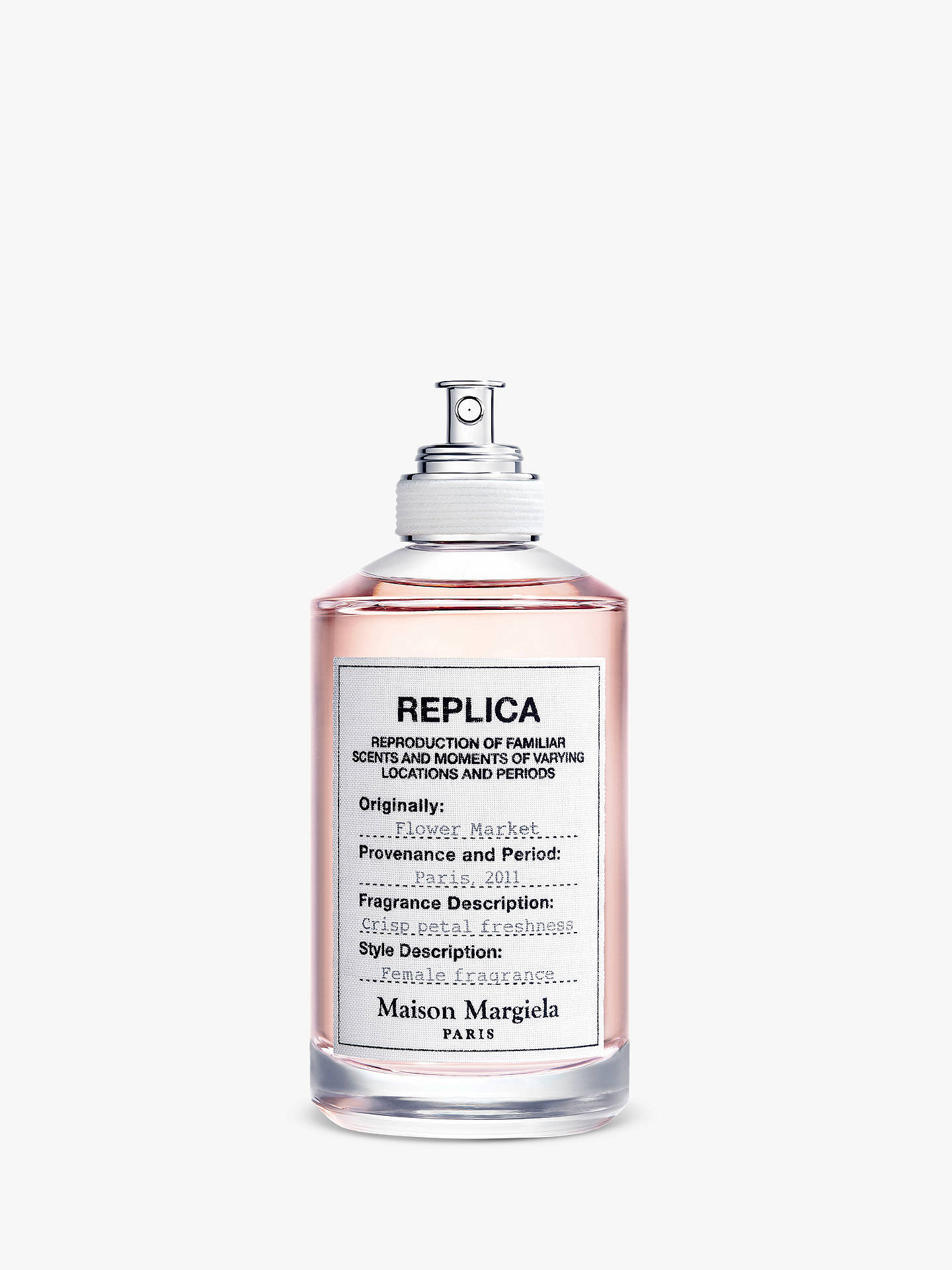 Buy Maison Margiela Replica Flower Market Eau de Toilette, 100ml Online at johnlewis.com