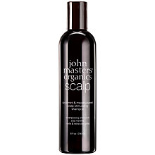 Buy John Masters Spearmint & Meadowsweet Scalp Stimulating Shampoo, 236ml Online at johnlewis.com