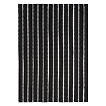 Buy John Lewis Cooks Collection Tea Towels, Set of 2, Black Online at johnlewis.com
