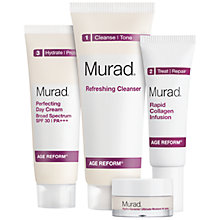 Buy Murad Age Reform Beautiful Start Kit Online at johnlewis.com