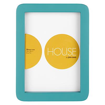 house by john lewis deep photo frame 5 x 7 13 x 18cm. Black Bedroom Furniture Sets. Home Design Ideas