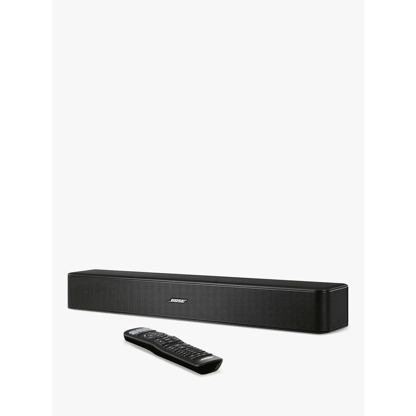 bose solo 5 sound bar with bluetooth at john lewis. Black Bedroom Furniture Sets. Home Design Ideas