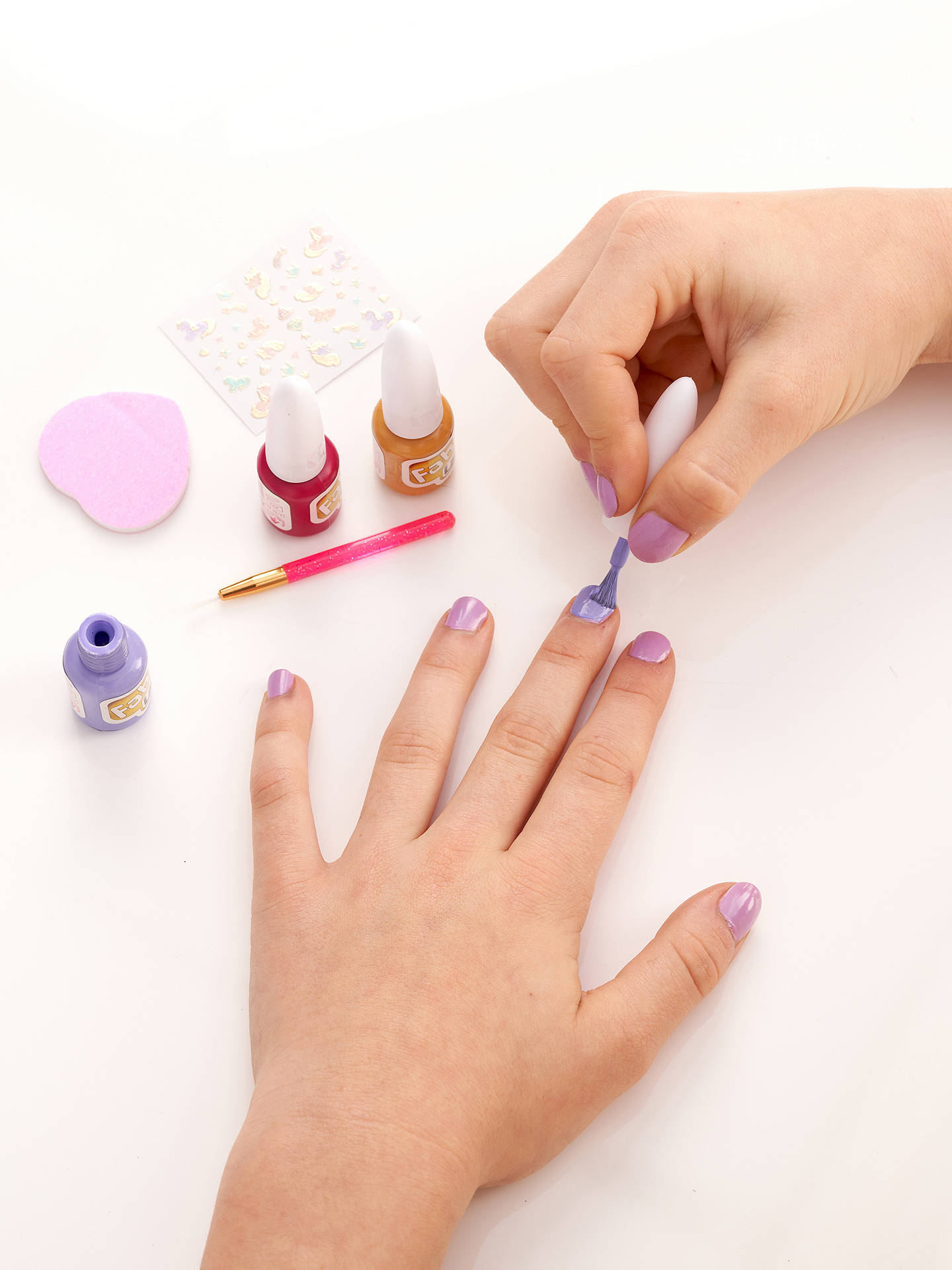 Buy Fablab Nail Art Kit Online at johnlewis.com