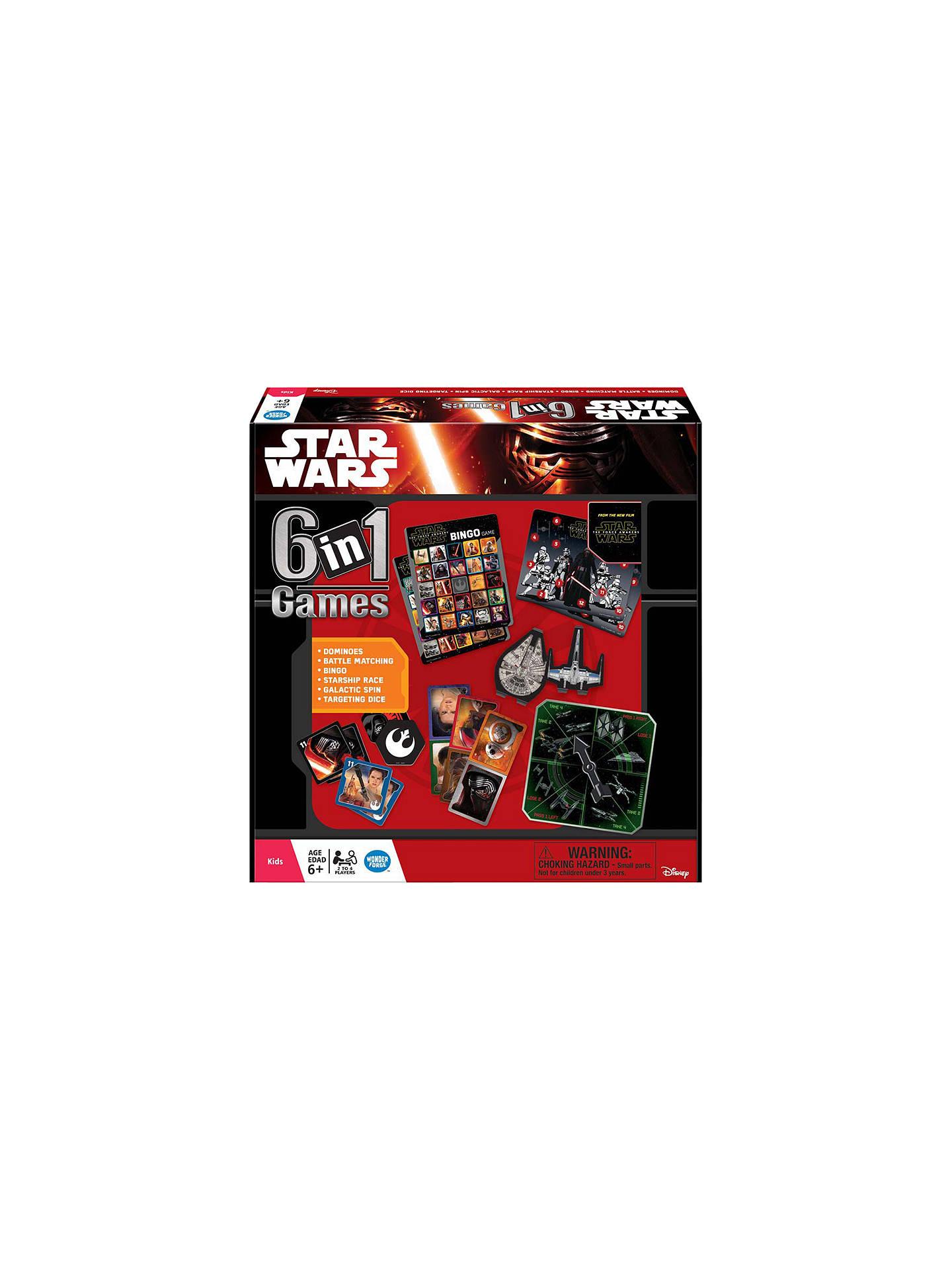 e5b6af42290 Buy Star Wars 6 in 1 Games Compendium Online at johnlewis.com ...