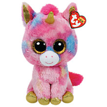 Buy Ty Beanie Boo Fantasia Soft Toy Online at johnlewis.com