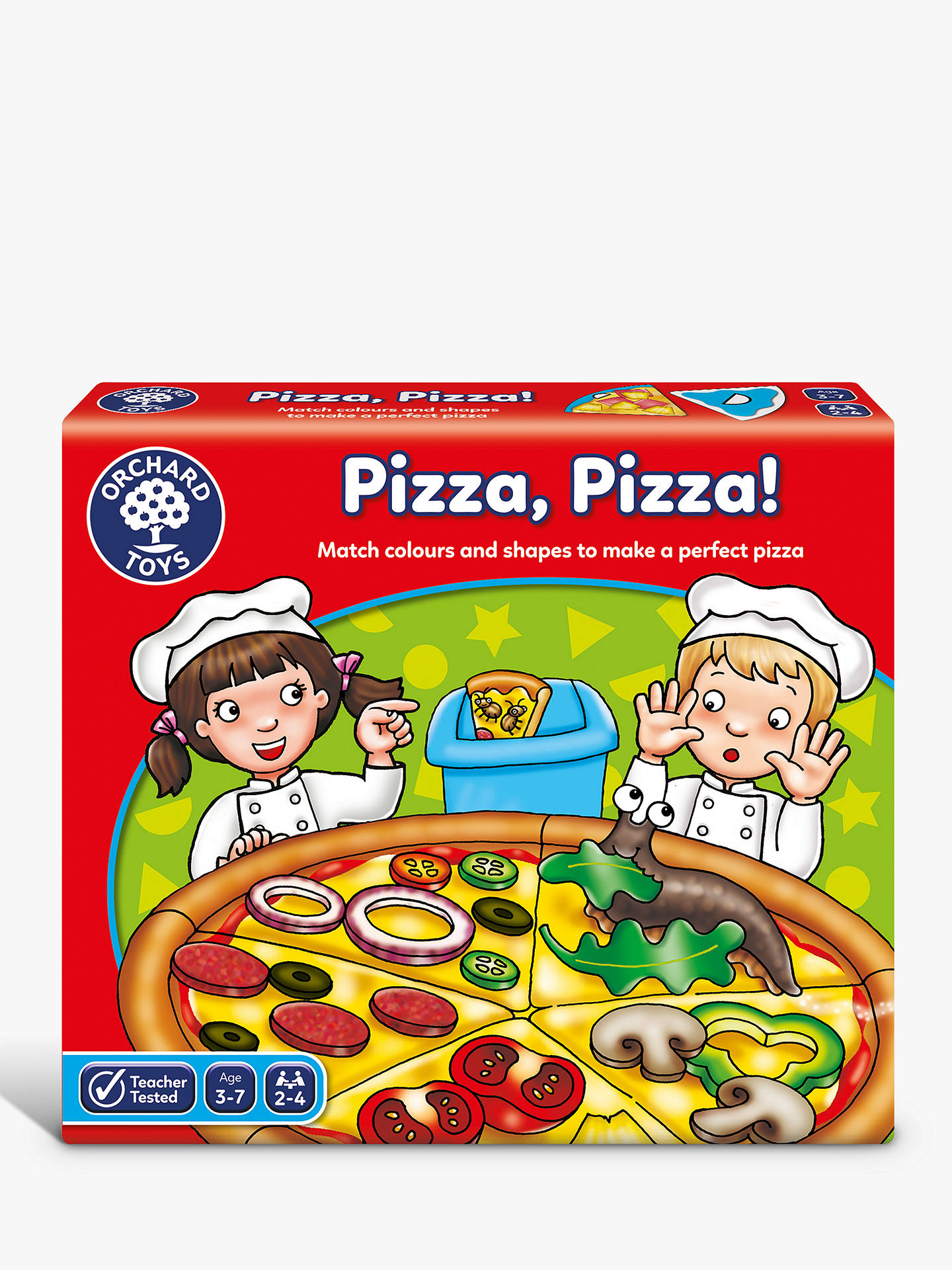 Buy Orchard Toys Pizza, Pizza! Game Online at johnlewis.com
