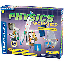 Buy Thames & Kosmos Physics Workshop Experiment Kit Online at johnlewis.com