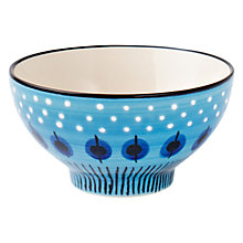 Buy west elm Potter's Workshop Dip Bowl, Red Online at johnlewis.com