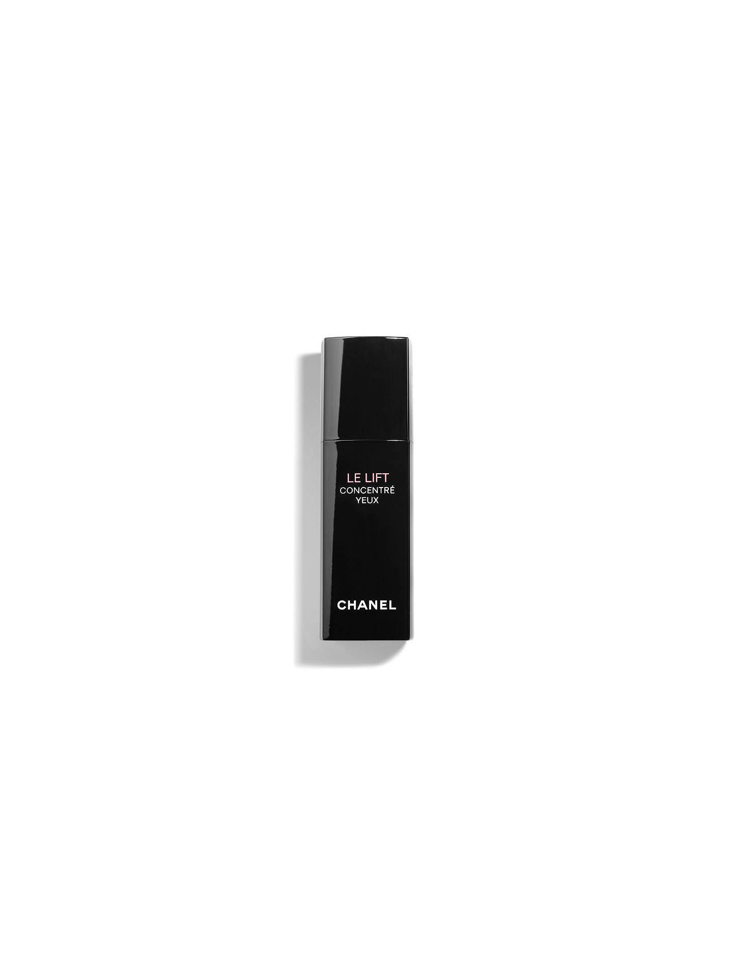Buy CHANEL Le Lift Firming - Anti-Wrinkle Eye Concentrate Instant Smoothing Online at johnlewis.com