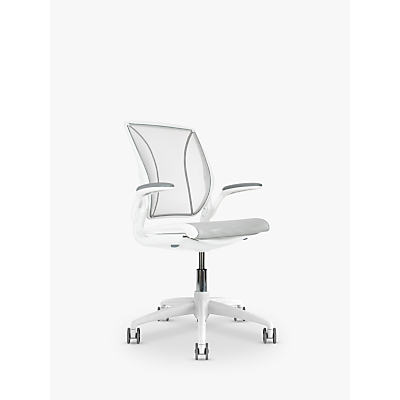 Humanscale Diffrient World Office Chair, White
