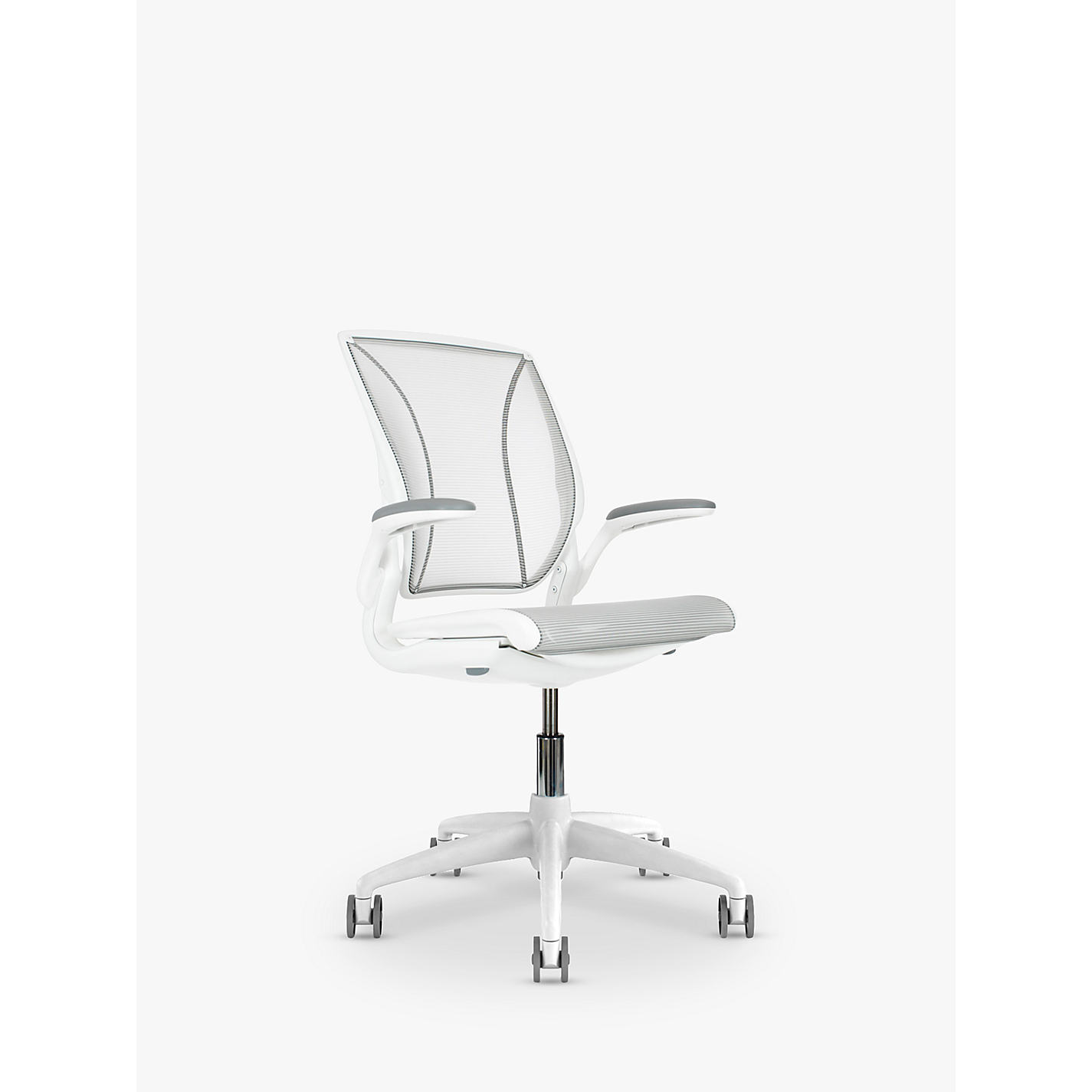 Buy Humanscale Diffrient World fice Chair White
