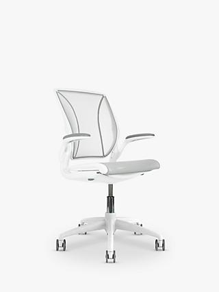 Humanscale Diffrient World Office Chair White