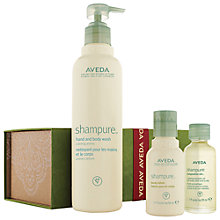 Buy AVEDA Shampure Body Skincare Gift Set Online at johnlewis.com