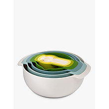 Buy Joseph Joseph Nest 9 Plus Kitchen Utensils Set, Opal Online at johnlewis.com