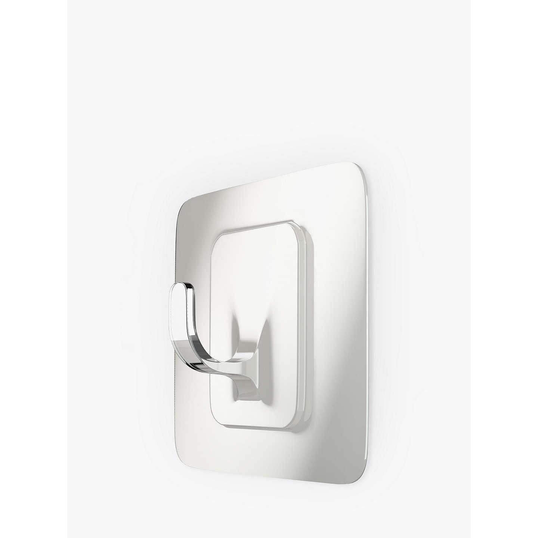 john lewis flexi net rod stick on hooks pack of 4 at john. Black Bedroom Furniture Sets. Home Design Ideas