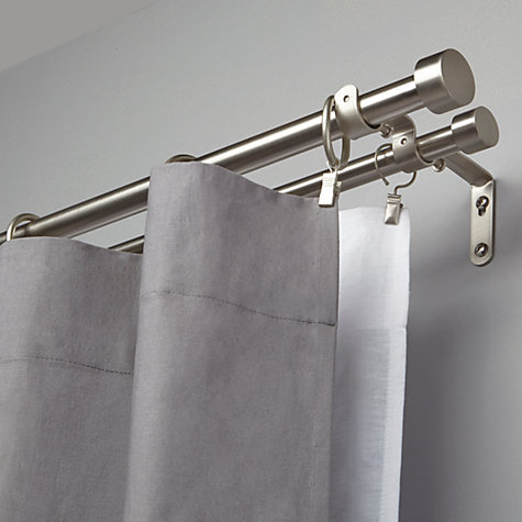 Adjule Curtain Poles Home The