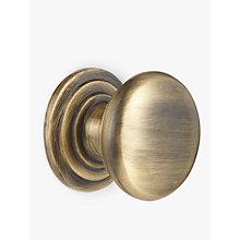 Buy John Lewis Cupboard Knob, Dia.38mm Online At Johnlewis.com