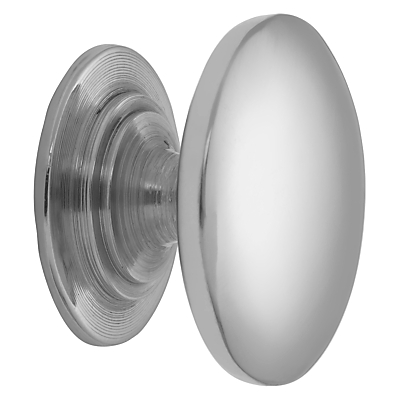 Image of John Lewis Cupboard Knob, Dia.25mm