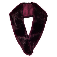 Buy Phase Eight Blake Faux Fur Collar Online at johnlewis.com