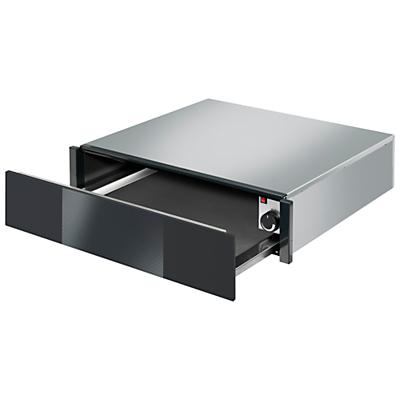 Image of Smeg CTP1015N Linea Integrated Warming Drawer, Black