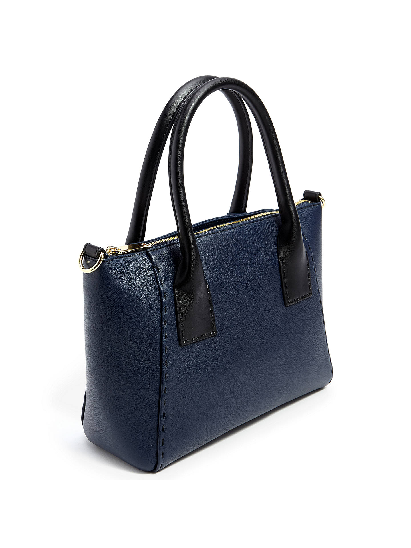 ecd7e709ee80 Ted Baker Lauren Small Leather Tote Bag at John Lewis   Partners