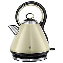 Buy Russell Hobbs Legacy Electric Kettle, Cream Online at johnlewis.com