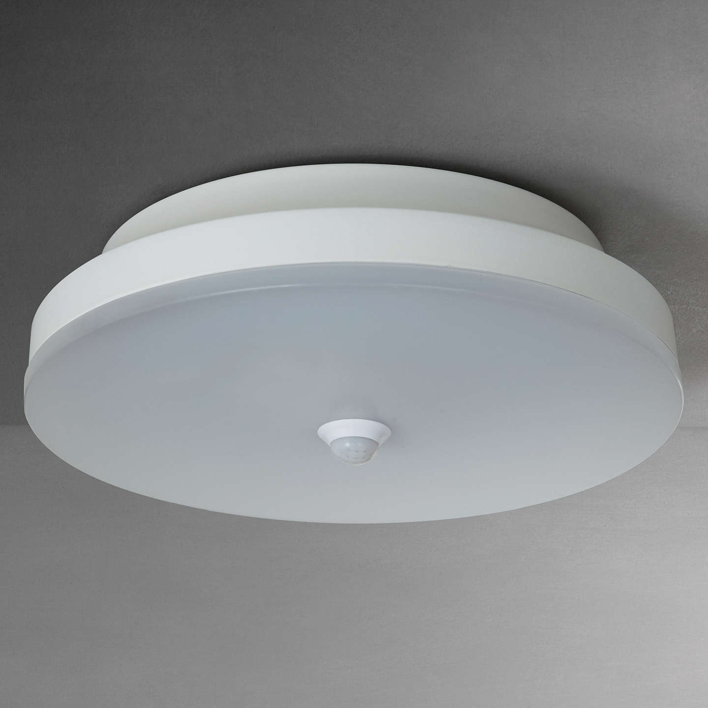 Nordlux scala led sensor bathroom light at john lewis buynordlux scala led sensor bathroom light online at johnlewis aloadofball Choice Image