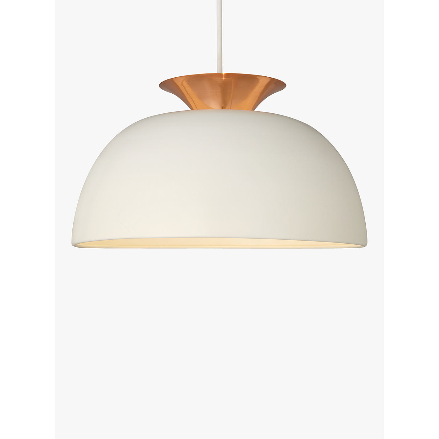 Buy john lewis titus utility easy to fit pendant shade john lewis buy john lewis titus utility easy to fit pendant shade online at johnlewis mozeypictures Gallery