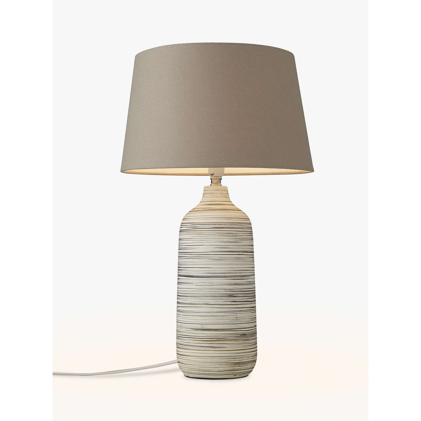 John lewis frehel table lamp at john lewis buyjohn lewis frehel table lamp online at johnlewis aloadofball Gallery